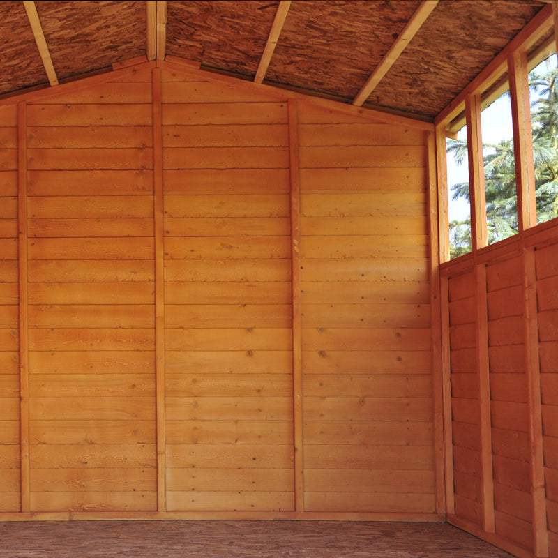 10'x6' Double Door Overlap Shed
