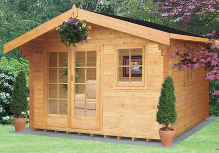Tunstall Log Cabin - Various Sizes Available