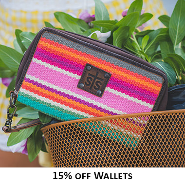 15% off Wallets - Black Friday Cyber Monday 2019