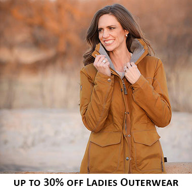 Up to 30% off Ladies Outerwear - Black Friday Cyber Monday 2019