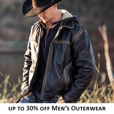 Up to 30% off Men's Outerwear - Black Friday Cyber Monday 2019