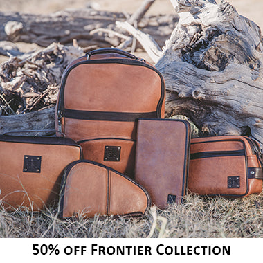 50% off Frontier Collection - Black Friday Cyber Monday 2019
