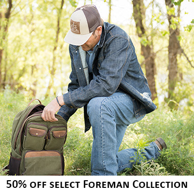 50% off select Foreman Collection - Black Friday Cyber Monday 2019