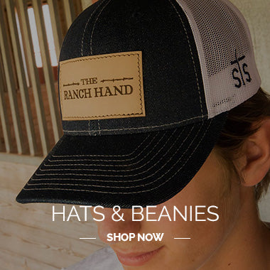 Hats & Beanies Shop Now - STS Ranchwear