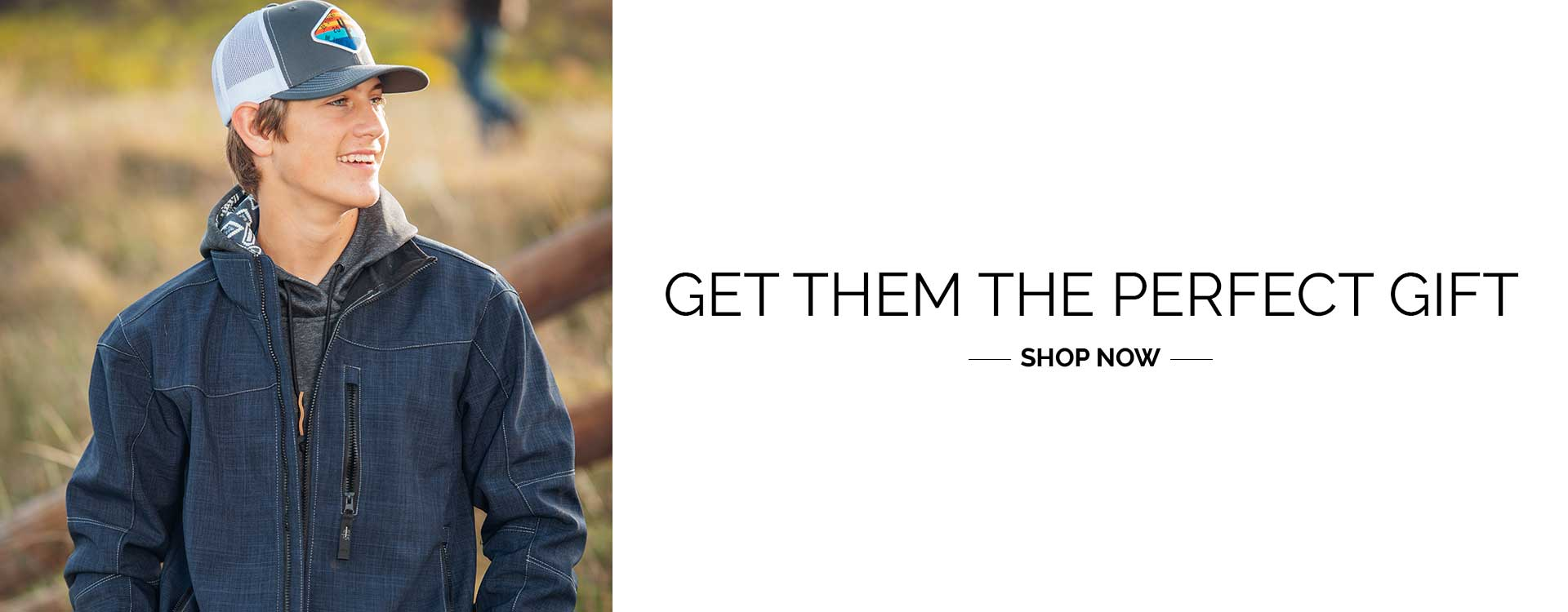 Get them the perfect gift Shop Youth - STS Ranchwear 2020 Holiday Gift Guide