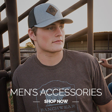 Men's Accessories Shop Now - STS Ranchwear 2020 Holiday Gift Guide