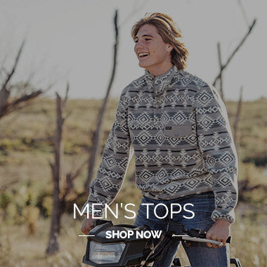Men's Tops Shop Now - STS Ranchwear