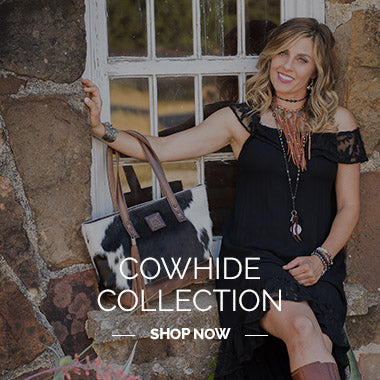 Cowhide Collection Shop Now - STS Ranchwear