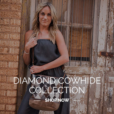 Diamond Cowhide Collection Shop Now - STS Ranchwear