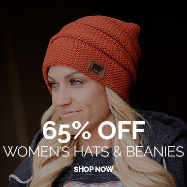 65% Off Women's Hats & Beanies Shop Now - 2020 STS Ranchwear Black Friday Cyber Monday Sales
