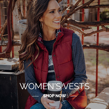 Women's Vests Shop Now - STS Ranchwear 2020