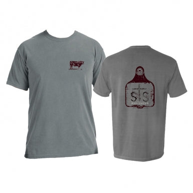 STS Men's Ear Tag Tee