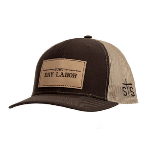 STS Just Day Labor Hat