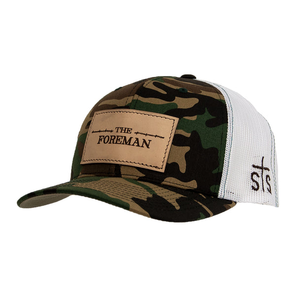 STS Foreman Cap