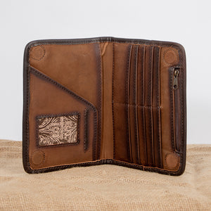 Magnetic Wallet (Cowhide)