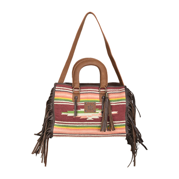 Buffalo Girl Satchel