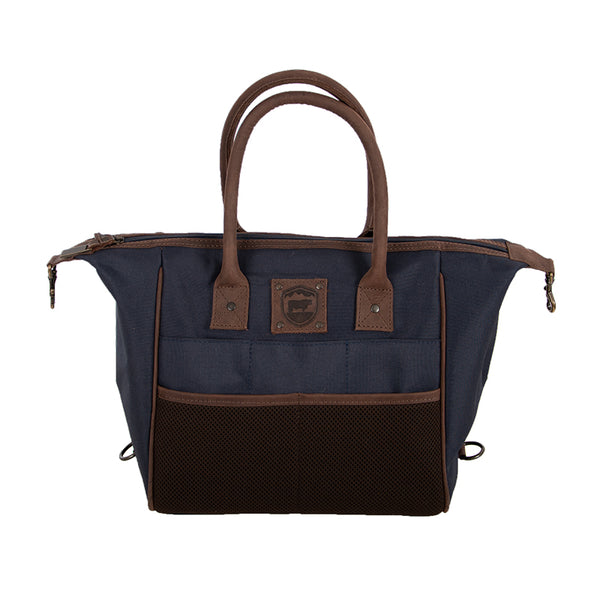 Blue Nylon Canvas Tool Bag
