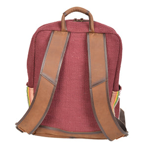 Buffalo Girl Serape Backpack