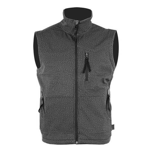 The Barrier Vest (Heather Gray)