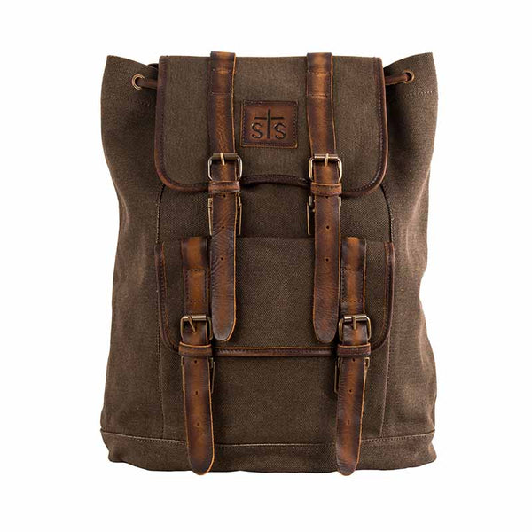 Foreman Canvas Backpack