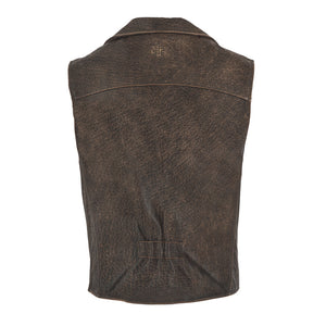 The Gambler Vest (Leather)