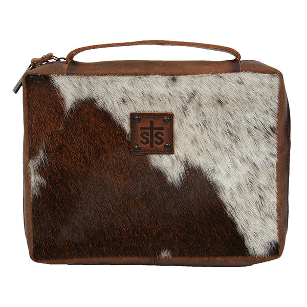 Cowhide Bible Cover