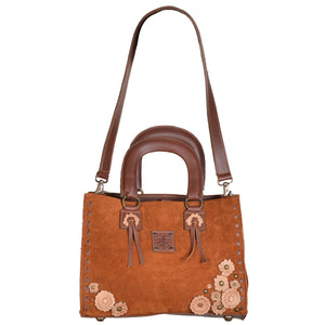 Sheridan Flower Satchel