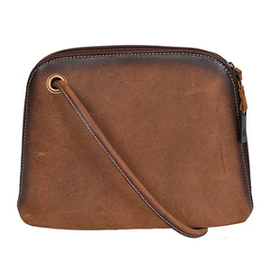 Cowhide Baroness Crossbody Classic