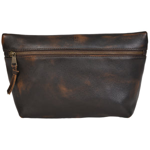 Pony Express Cosmetic Pouch