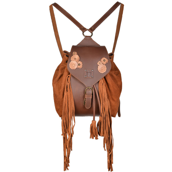 Sheridan Flower Backpack