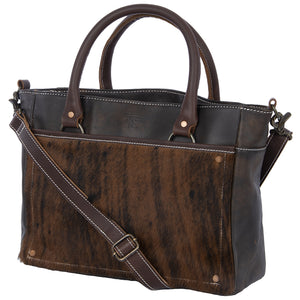 Brindle Satchel