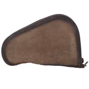 Diamond Cowhide Pistol Case