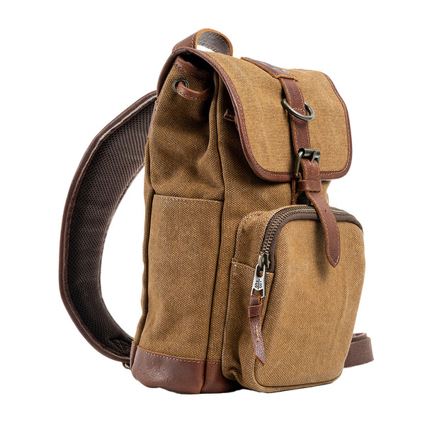 High Plains Crossbody Backpack