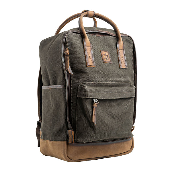 Foreman Canvas Business Backpack