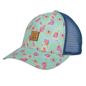 STS Patch Cap - Flowers