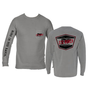 STS Men's Homegrown Bulls Long Sleeve