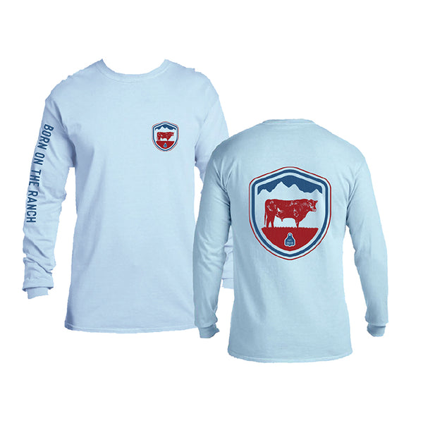 STS Americana Crest Long Sleeve