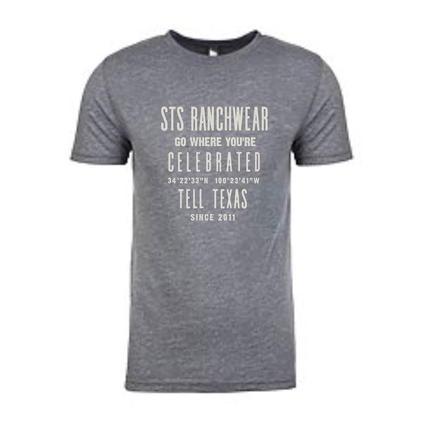 STS Men's Celebrated Tee