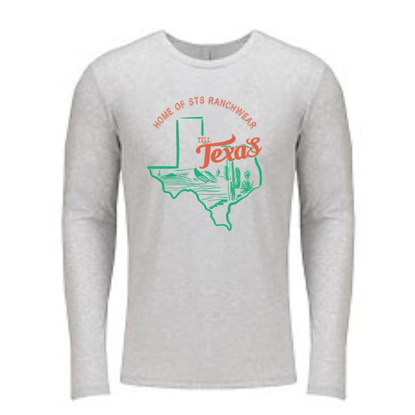 STS Women's Texas Long Sleeve Tee