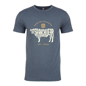 STS Born on the Ranch Tee