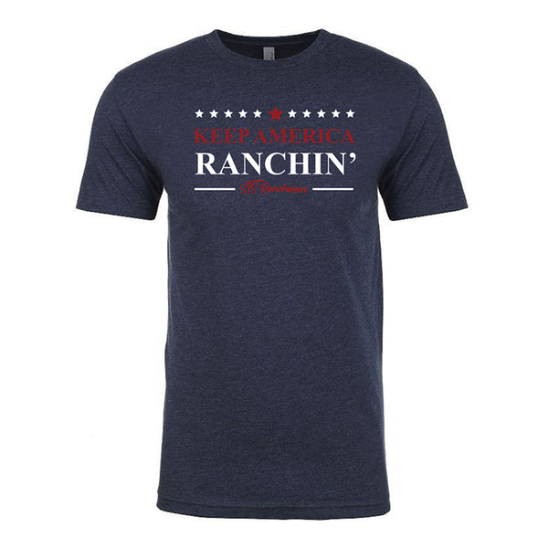 STS Keep America Ranchin' Unisex Tee
