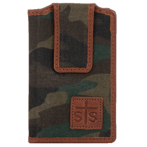 Camo Money Clip