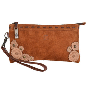 Sheridan Flower Clutch