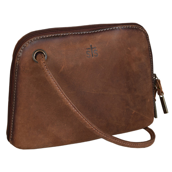 Cowhide Bible Cover Sts Ranchwear