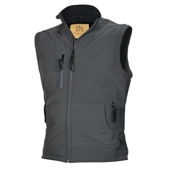 The Barrier Vest (Gray)