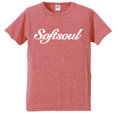 Softsoul Tri-blend T-shirt (Vintage heather red)