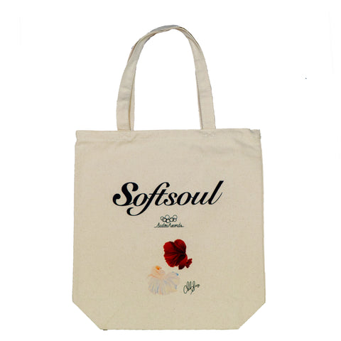 Softsoul Timeless tote (white)