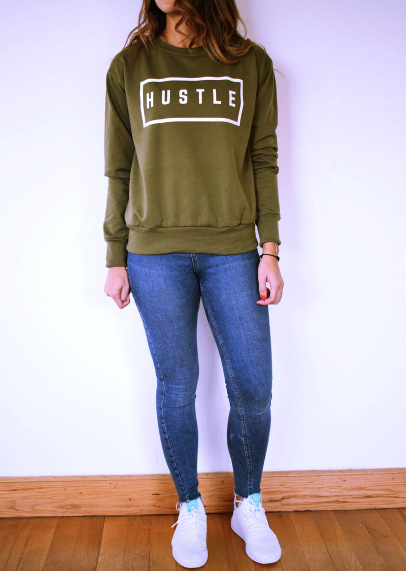 HUSTLE Sweatshirt