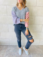 Copper Leather Jogger
