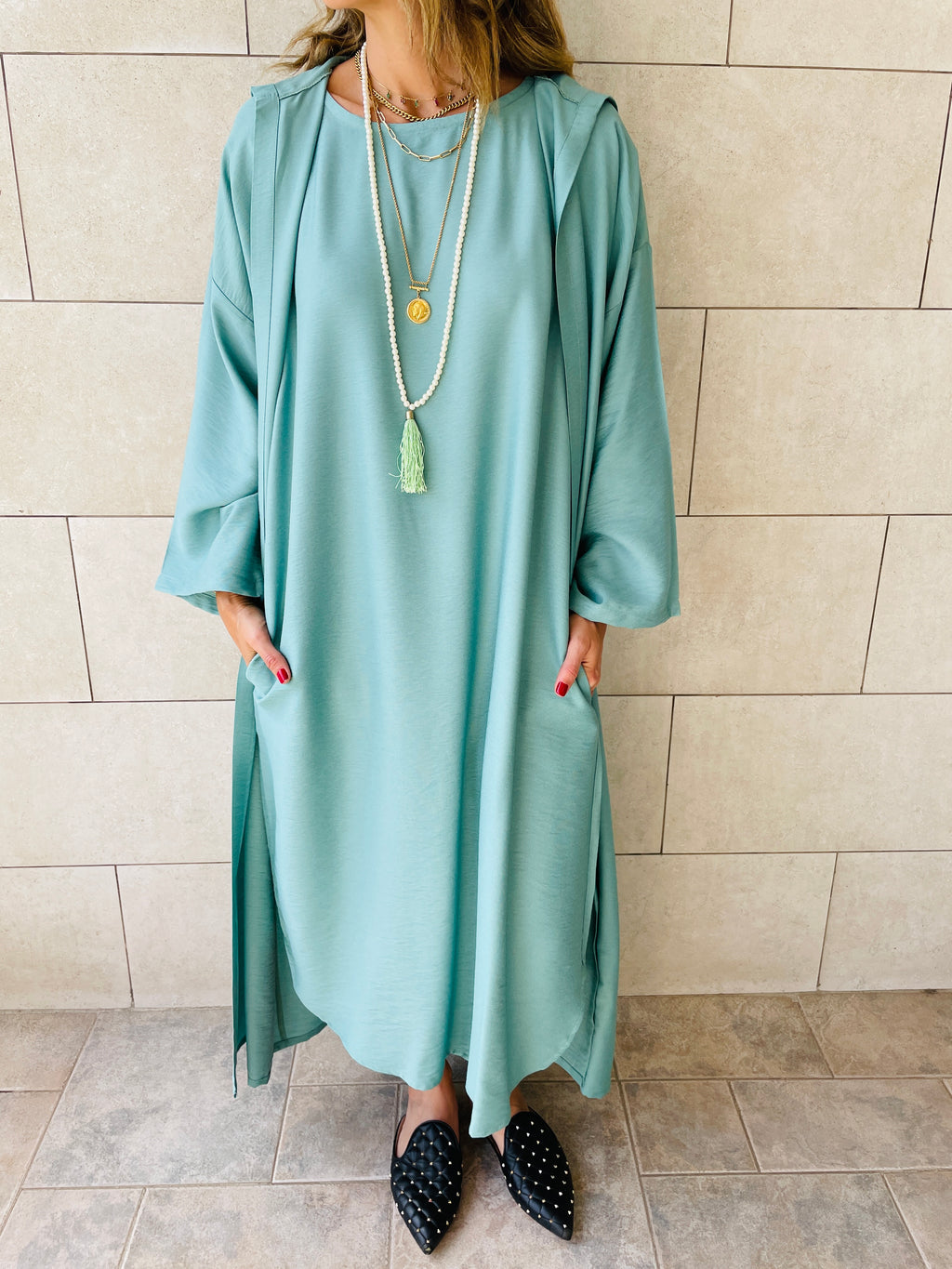 2 Piece Mint Marrakech Set